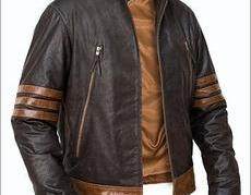 X-MEN LEATHER JACKET..