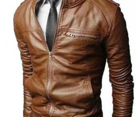 Handmade MEN BROWN S..