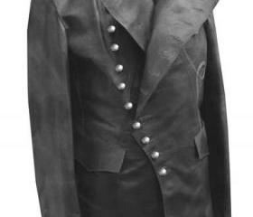 MEN STEAM PUNK JACKE..