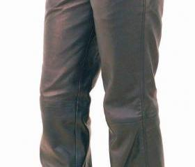 Women leather pant, ..