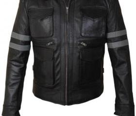 Men's Leather Jacket..