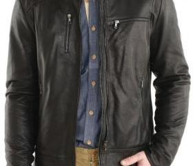 Mens Leather Jacket,..