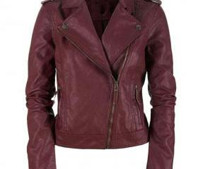 WOMEN'S LEATHER JACK..