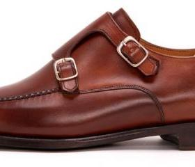MENS LEATHER SHOES, ..