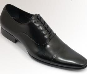 HANDMADE BLACK SHOES..