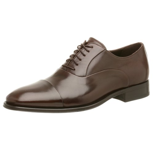 HANDMADE BROWN LEATHER SHOES, MEN HANDMADE DRESS SHOES